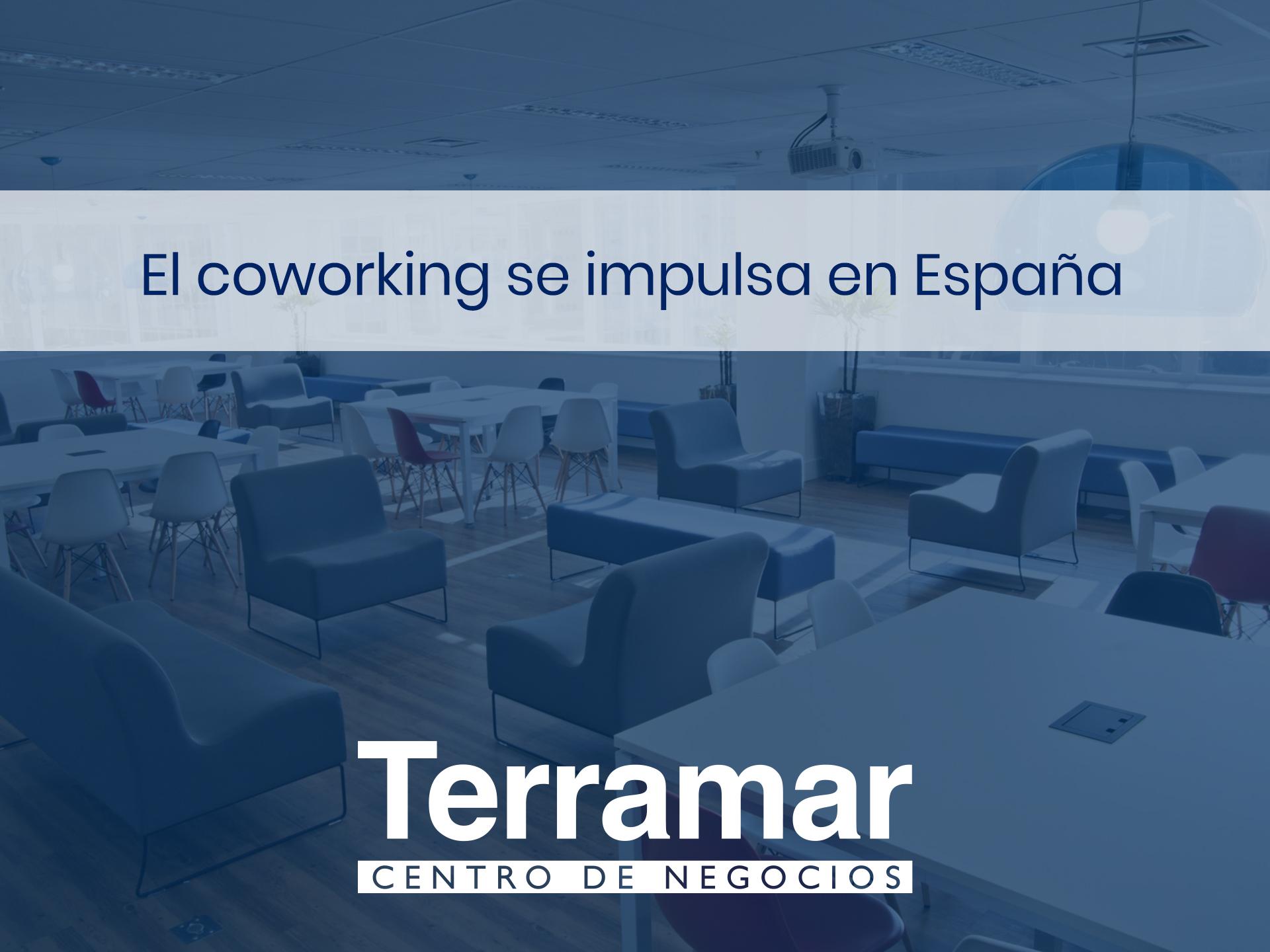 El coworking se impulsa en España